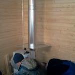 Частное дровяное отопление